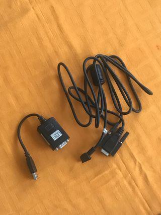 GPS + Cable conexión Garmin etrex Venture