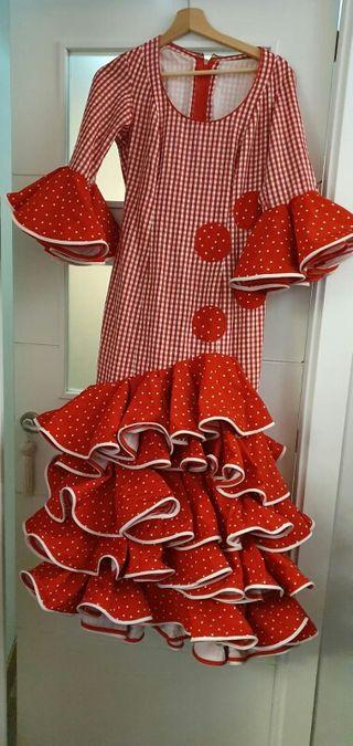 traje de flamenca / gitana