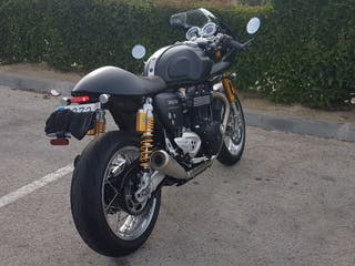 Motos Triumph Thruxton De Segunda Mano En Wallapop