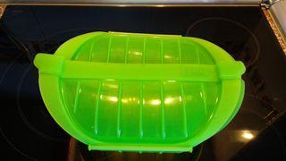 Lekue, cuenco de silicona para cocinar