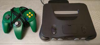 Pack consola Nintendo 64