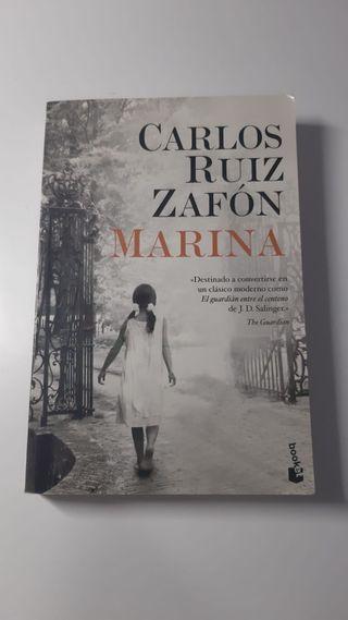 Libro, MARINA