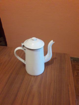 antigua cafetera