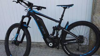 bici eléctrica Giant talla S