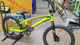 Bici Bmx Monty 139