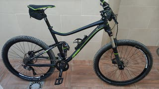 MTB Merida One twenty Talla L.