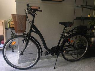 Bicicleta de paseo + candado