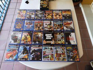 JUEGOS PLAYSTATION 2 (PS2)