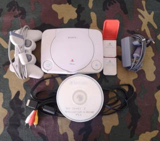PLAYSTATION (PS1.PSX.PSONE)