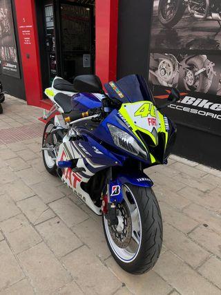 Yamaha YZF R 600 R