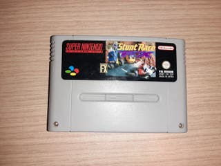 Stunt Race, Súper Nintendo