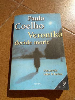 Paulo Coelho.Veronica decide morir