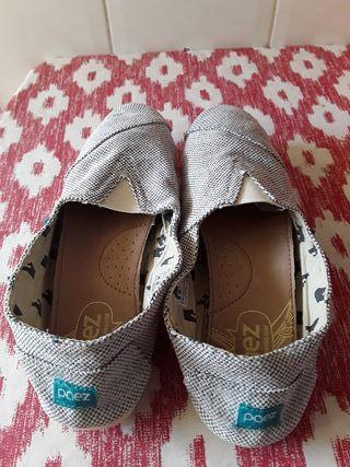 zapatillas Páez