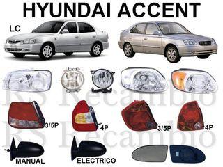 RECAMBIOS HYUNDAI ACCENT LC ---- - 75%
