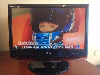 "Monitor - Televisor plasma LG 19"""