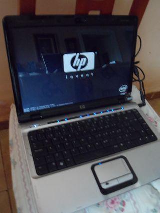 Ordenador portátil HP Pavilion dv2000