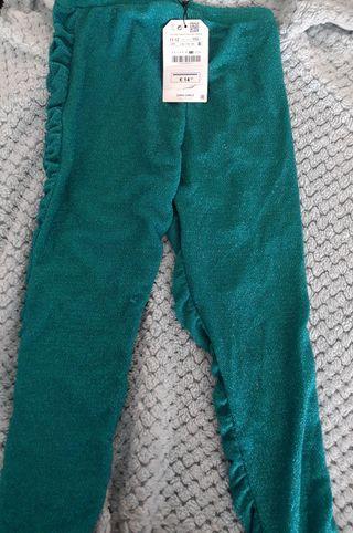 Pantalón de niña de Zara (a estrenar)