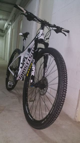 MTB GHOST HTX 3 CARBONO