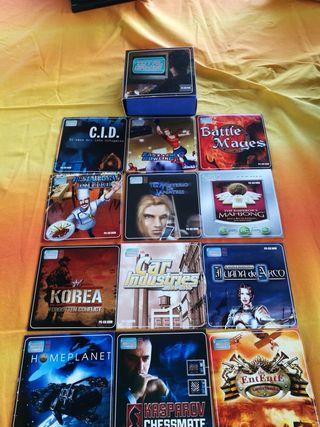 Coleccion total games juegos pc