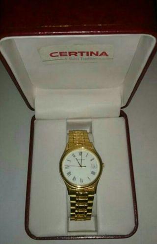 0b13a5841273 Reloj de oro de segunda mano en Oviedo en WALLAPOP