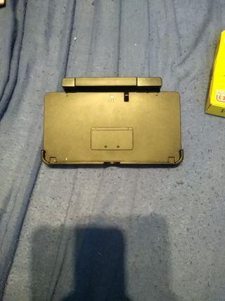 Base de carga Nintendo 3DS