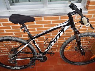 Bicicleta Scott Aspect 920 BLK/WHT T.M