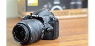 Nikon D3200 + AF-S Nikkor 35mm 1.8