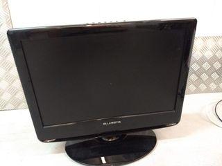 Televisor Bluesens con reproductor DVD incorporado
