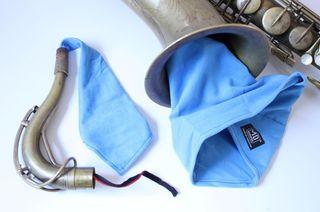 Set de limpieza Premium para saxo tenor