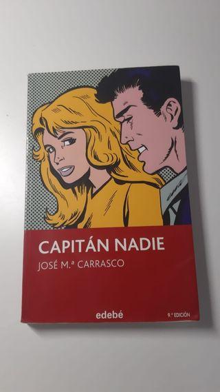 libro, CAPITAN NADIE