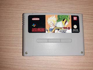 Dragon Ball Z, Súper Nintendo.
