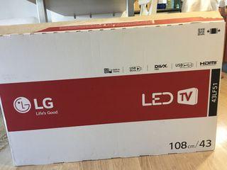 Televisor LG 43 LED