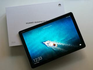 tablet Huawei mediapad M5 Lite 10 cómo NUEVA
