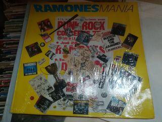 VINILO RAMONES MANIA 2 LP'S