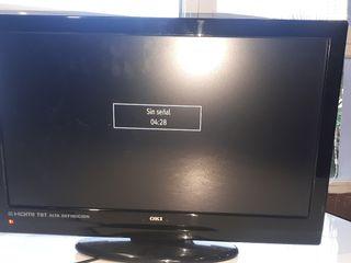Televisión Oki 19 pulgadas