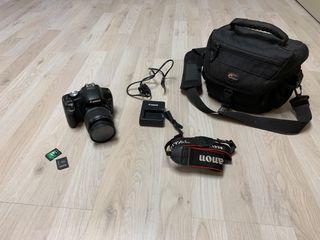 Canon E500D