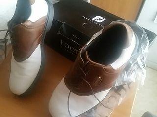 Zapatos Golf de piel FOOT JOY. CHOLLO