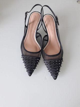 Zapatos Zara número 37 sin estrenar