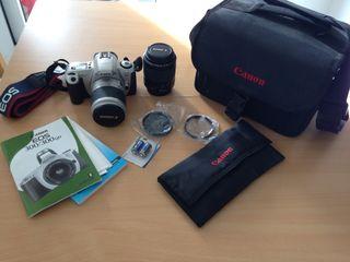 Cámara Canon EOS 300 analógica