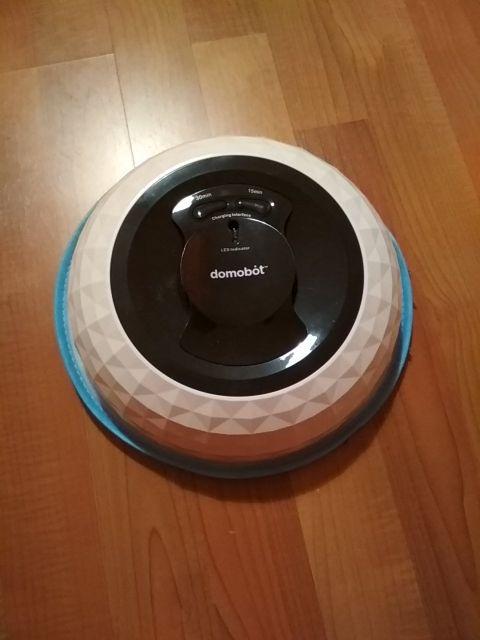 Robot limpiador mopa