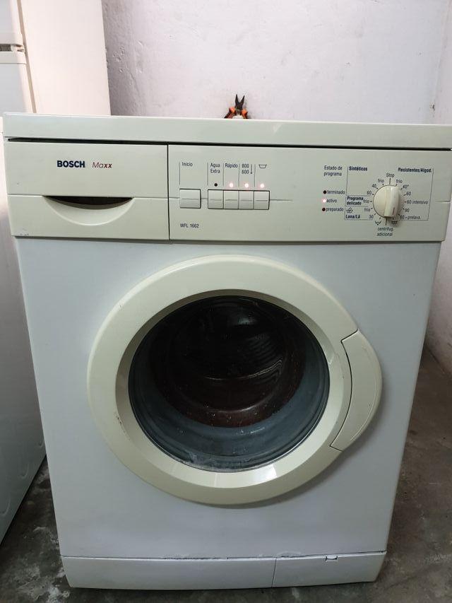 lavadora Boch 6 KG