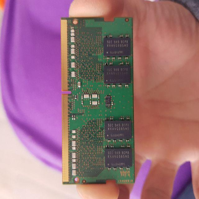 Memoria RAM DDR4 2133 4Gigas Portatil Samsunh