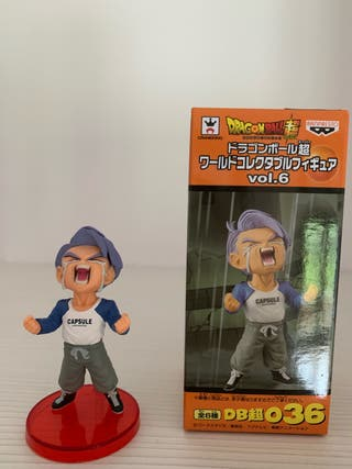 Figura Trunks WCF Dragon Ball Super Banpresto
