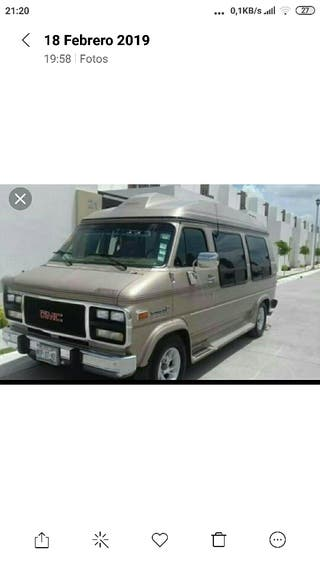 GMC van whu635510073 Explorer starcrat 2001