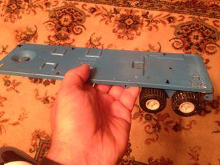 Remolque camión de juguete