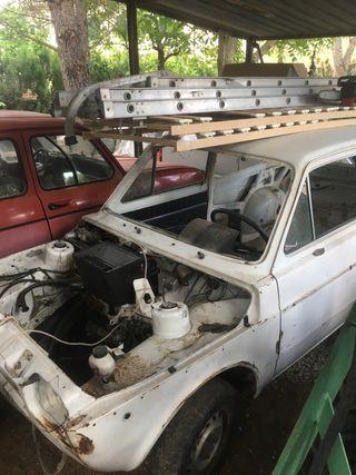 SEAT 127 1980
