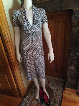 vestido MANGO SUIT talla M