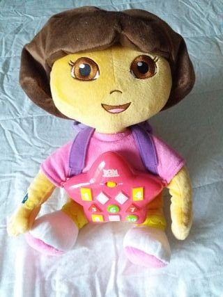 Muñeca interactiva Dora Exploradora