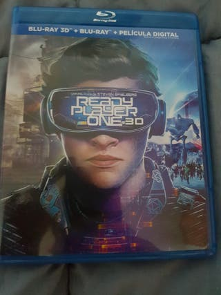 Ready player one 3d+ 2d