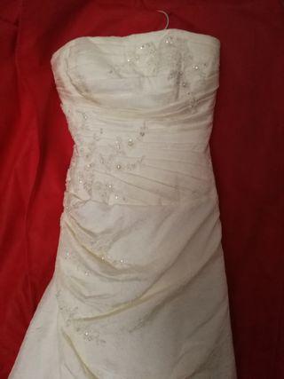 80461d3d5 Vestido de novia de segunda mano en Carcaixent en WALLAPOP
